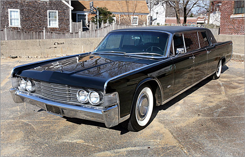 a6962b4ad3 Presidential limos of the past - Boston.com