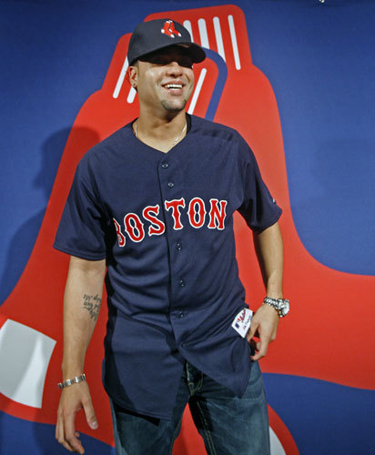 4c4989d84 Thread: Boston Red Sox Get New Uniforms for '09