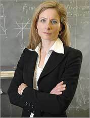 A talk with particle physicist Lisa Randall - The Boston Globe