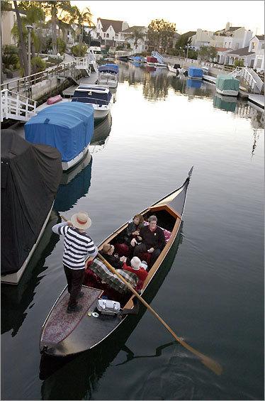 Gondolas From Gondola Getaway