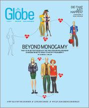 Love's new frontier - The Boston Globe