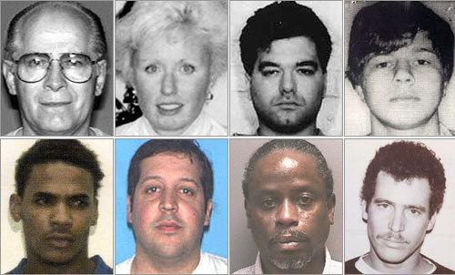 Massachusetts' most wanted - Boston com