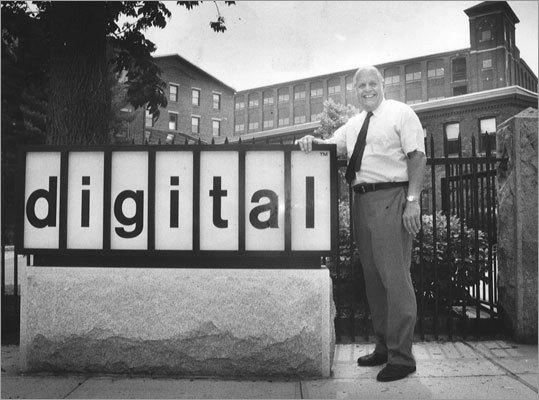 the word digital.