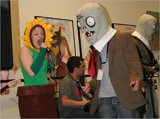 PAX East 2011 video game convention scenes - Boston com