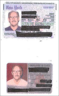 Boston Bulger Id's Alleged - com Fake 'whitey'