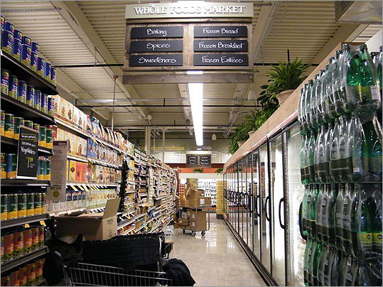 Whole Foods Boston Jamaica Plain
