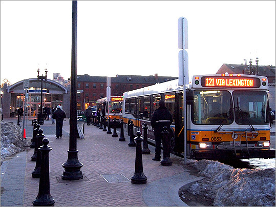 What Changes To Expect From The Mbta Boston Com