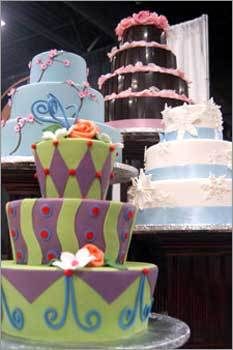 Contemporary Wedding Cakes Jeremy Photos