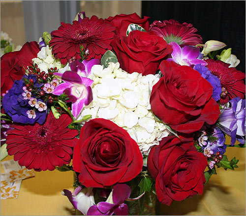 Different Types Of Flowers: The 9th Annual Baystate Bridal Show
