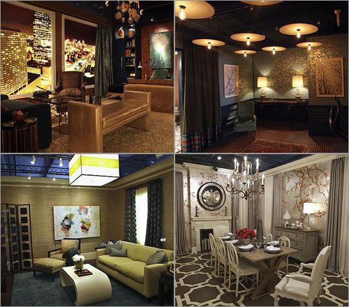 Inside Of Dream Houses: Pinch Me: Inside The Boston Design Center Dream Home