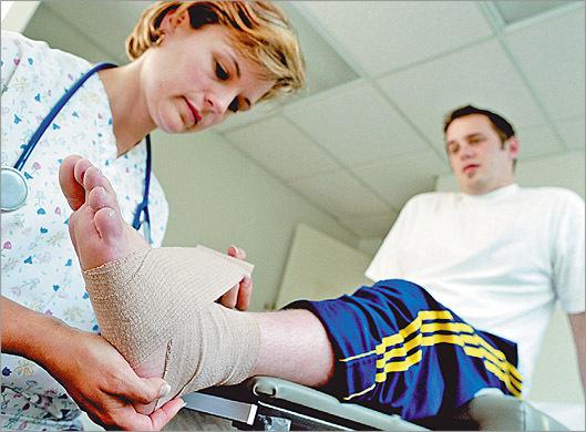 Упражнения от косточки на большом пальце ноги гимнастика отзывы