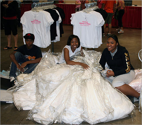 Here Come The Brides Running 119