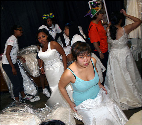 Here Come The Brides Running 96