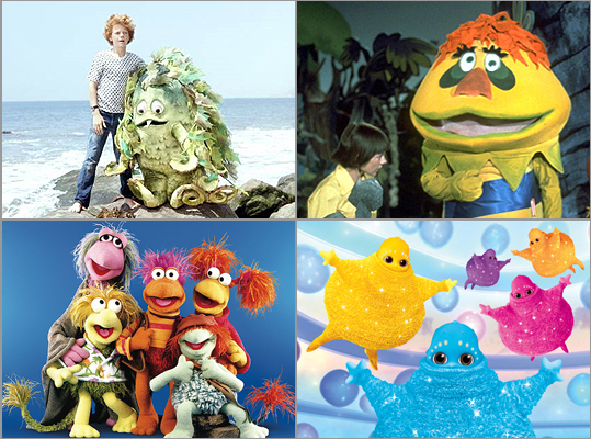 Bizarre and kitschy children's television shows - Boston com