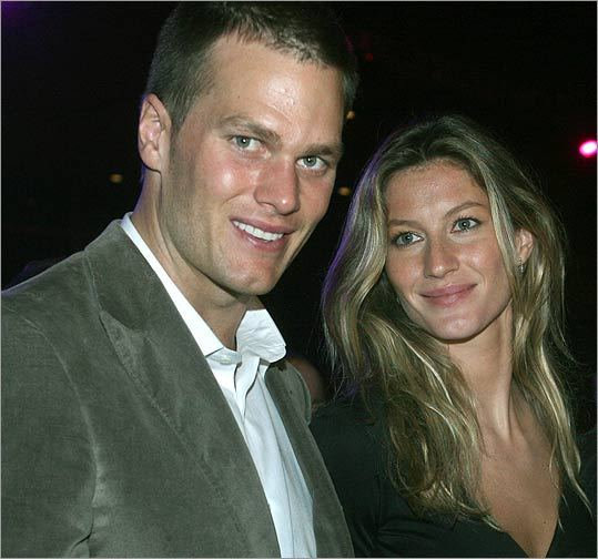 Tom Brady and Gisele Bündchen spotted at 'Hamilton' in Boston