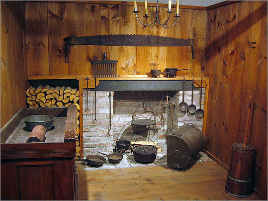 The way we cooked: 7 historic kitchens - Boston com