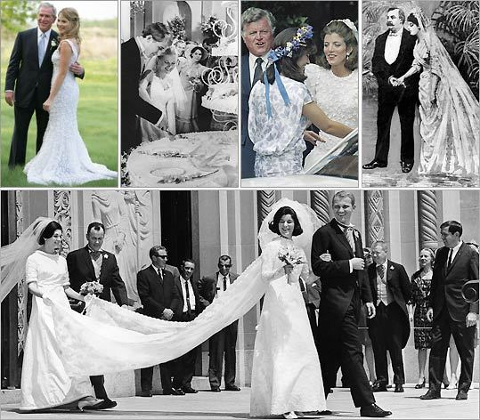 Weddings Pictures Gallery: Presidential And White House Weddings