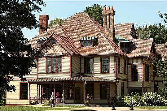 Historic Homes To View On Cape Cod