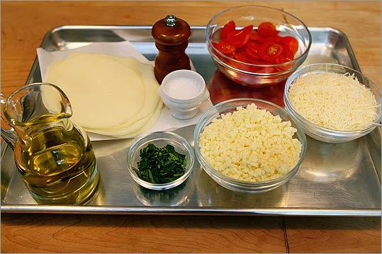 Make Your Own Pizza Dough Step By Step Boston Com