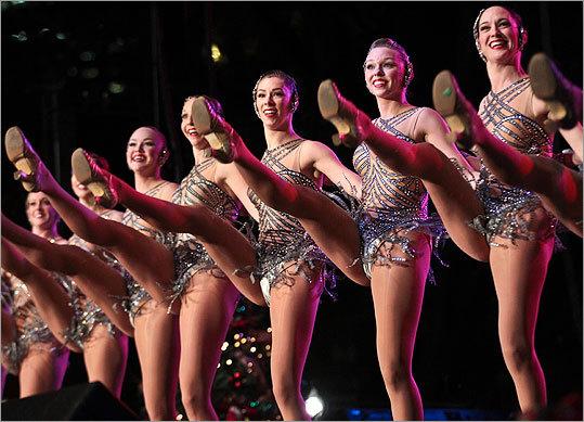 Resultado de imagen para The Rockettes