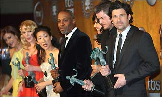 Screen Actors Guild Awards 2007 Highlights And Wins Bostoncom