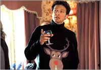 женский свитер с оленями схема вязания - Выкройки одежды для детей и...