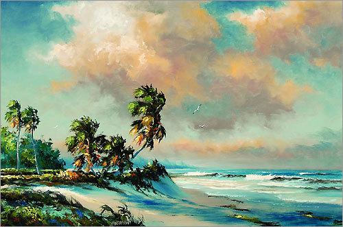 H Newton Artist Photos - Florida Highw...