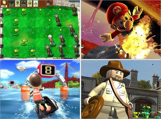 12 Video Games For Kids Boston Com
