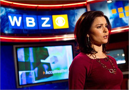 The female meteorologists of Boston TV - Boston com