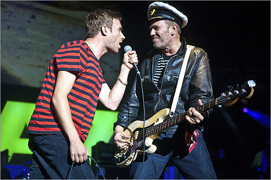 Gorillaz: We won't let 'Glee' cover our songs - Boston com
