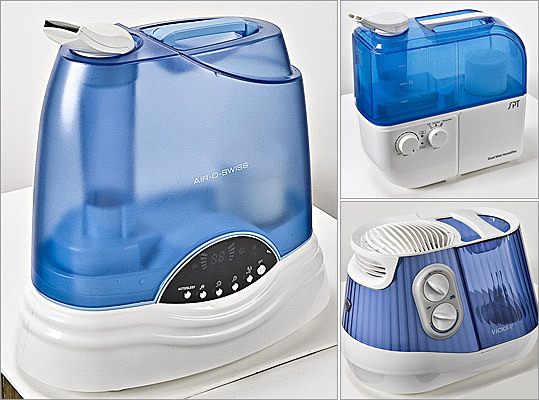Consumer Reports' Humidifier Buying Guide