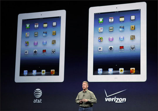 Apple Ipad Vs Kindle: Tablet Comparison: The New IPad Vs Kindle Fire