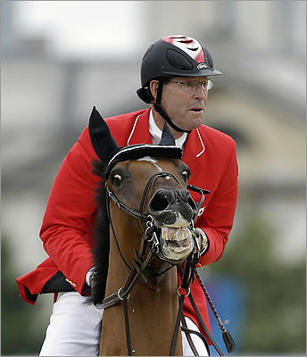 Canada S Ian Miller Competes In 10th Olympic Games The