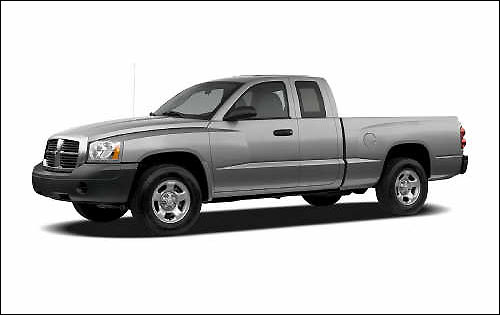 2005 Full Size Trucks Dodge Dakota