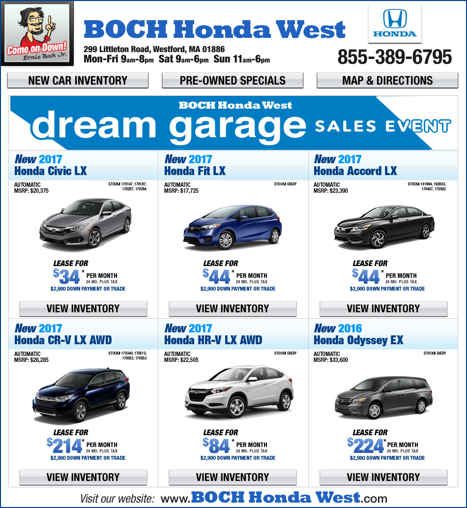 boch honda west in westford ma
