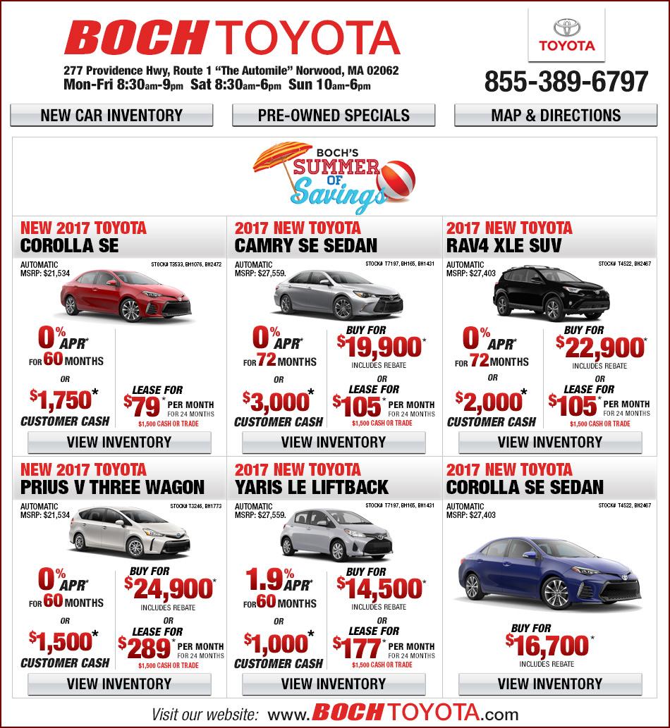 Boch Toyota Html Autos Post