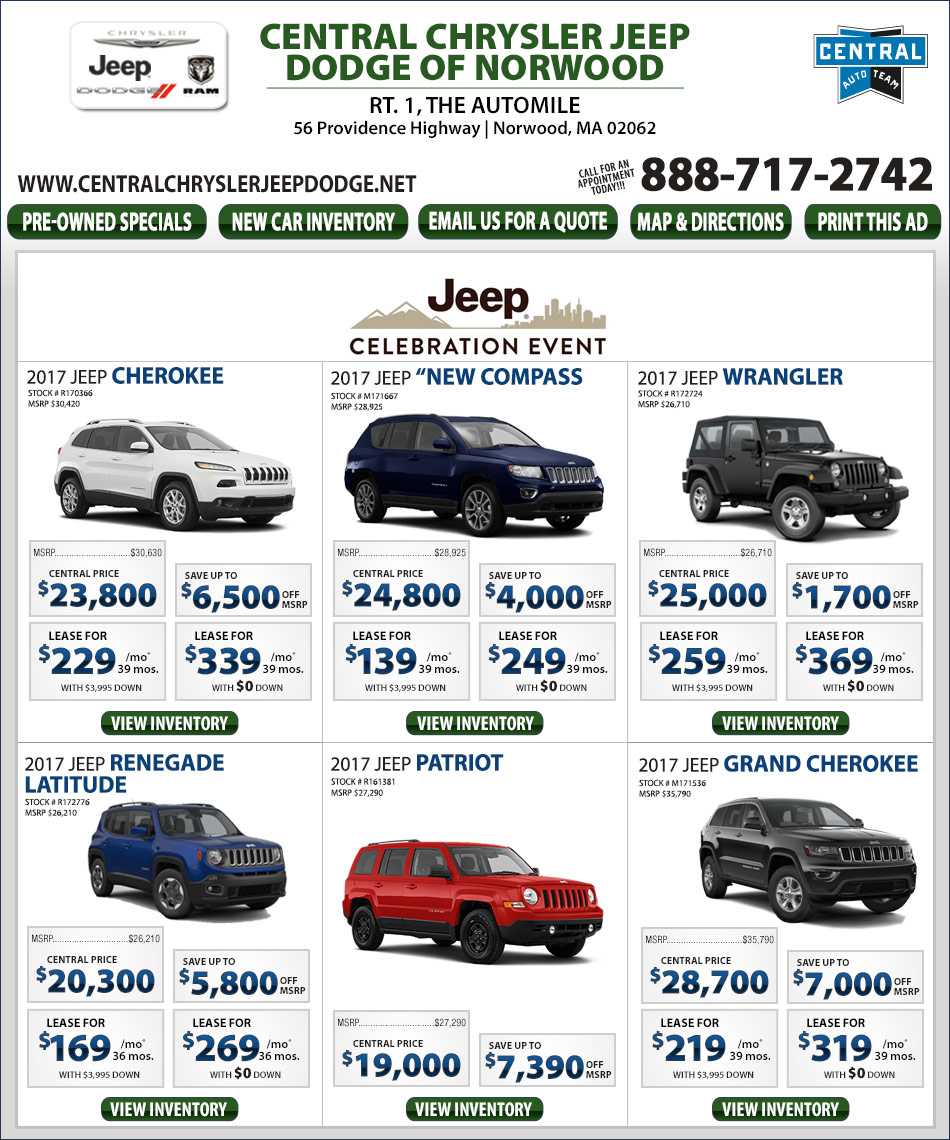 central jeep on the automile ads. Black Bedroom Furniture Sets. Home Design Ideas