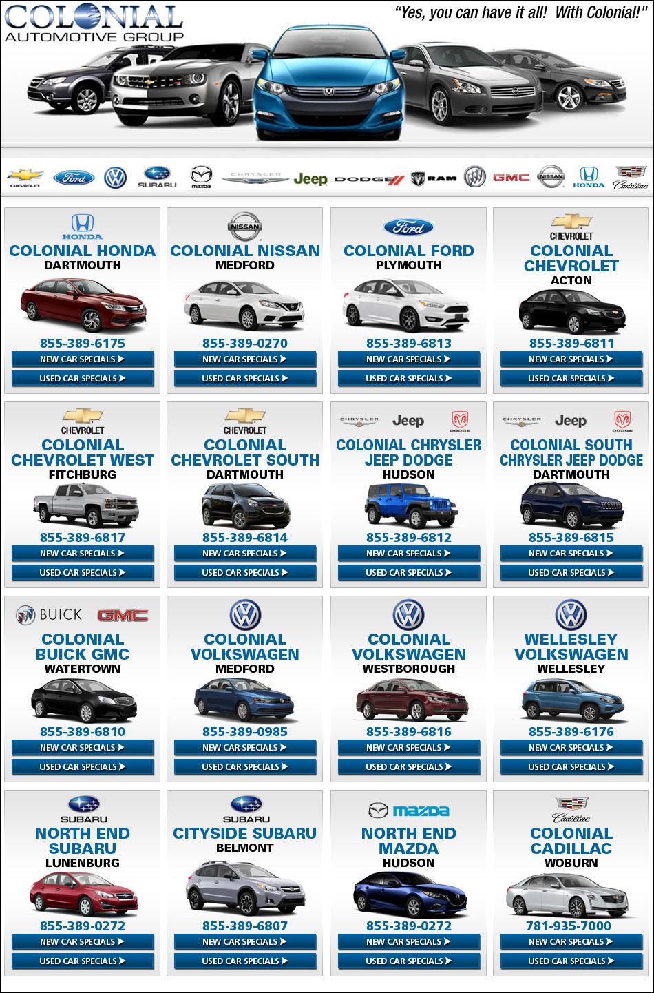 Best car lease deals in massachusetts