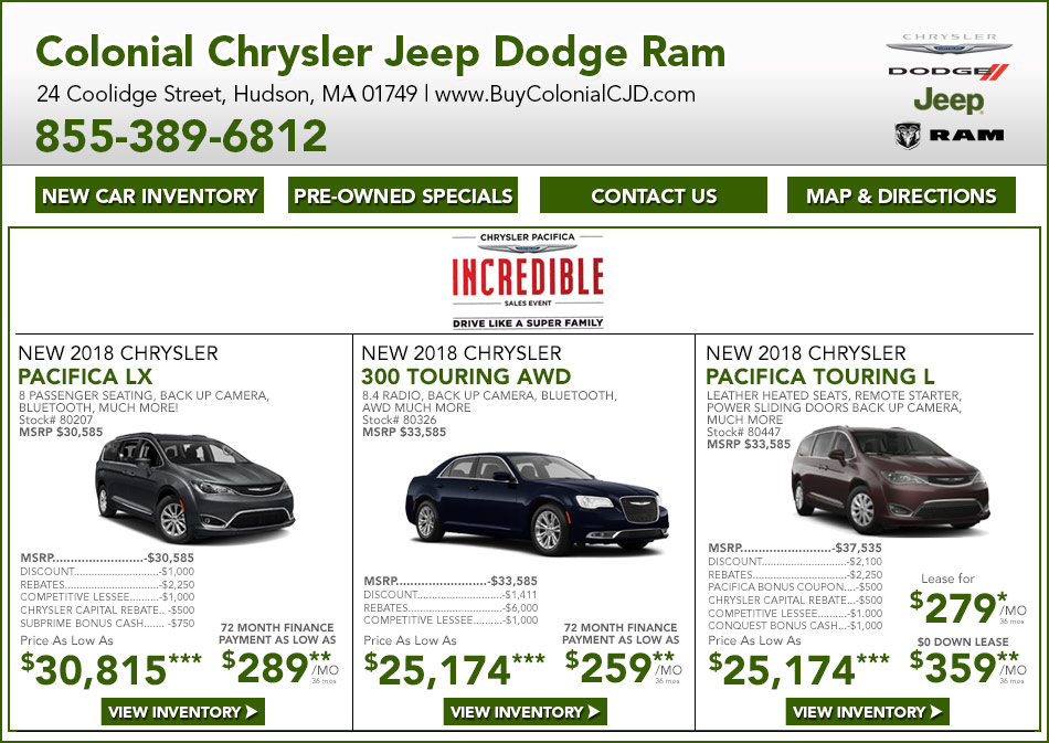 jeep dodge chrysler rebates peters in specials st ram pin incentives