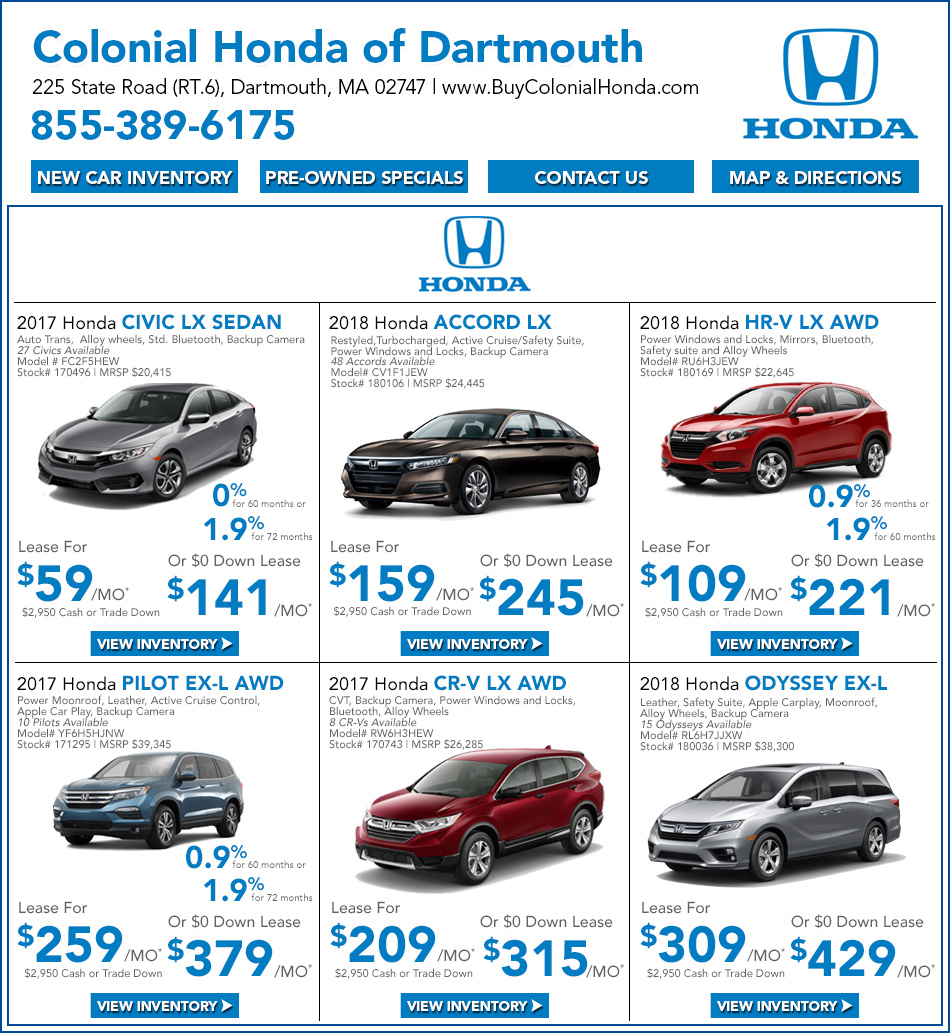 Best lease options for small cars