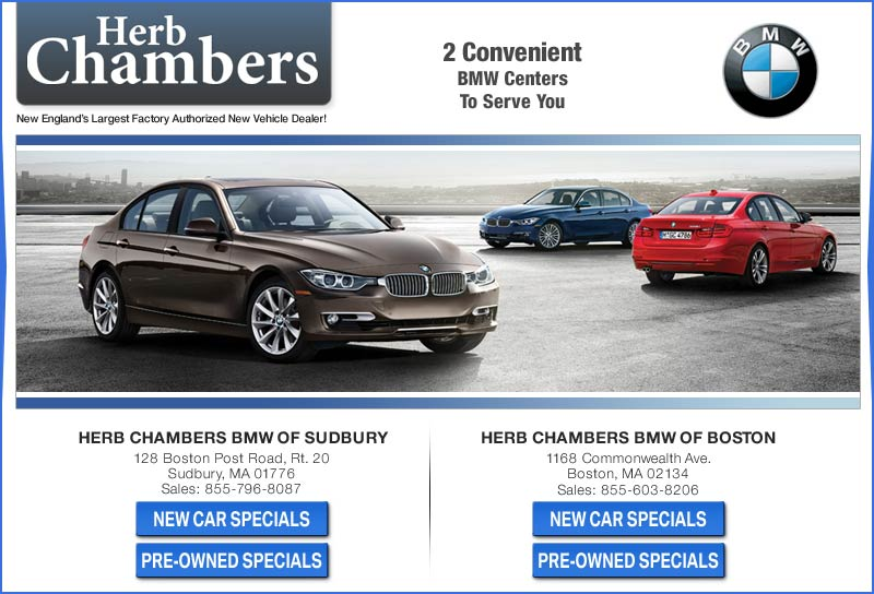 herb chambers bmw | new bmw deals boston | new bmw deals natick