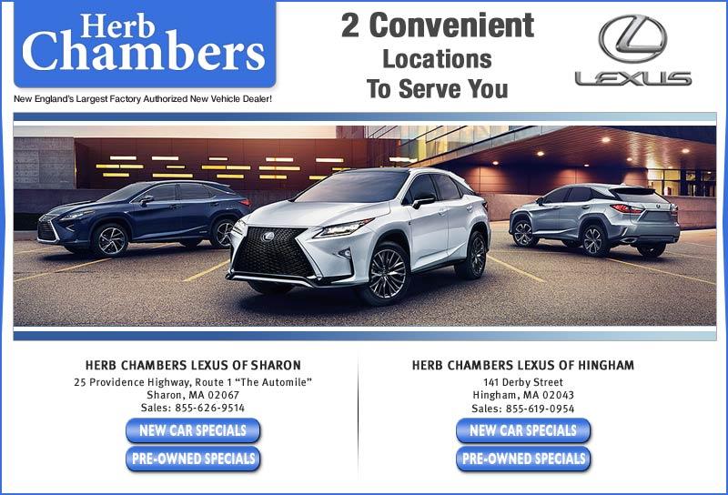 Herb Chambers Lexus New Lexus Deals Sharon New Lexus