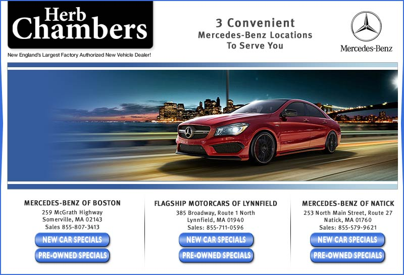 Herb Chambers Mercedes-Benz New Car Deals | Mercedes-Benz ...