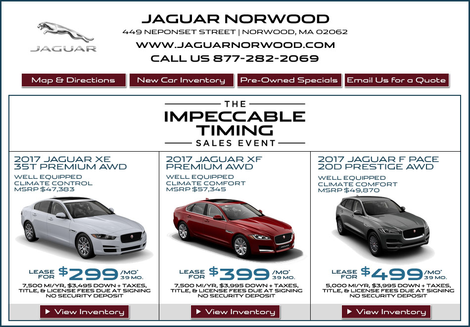 Boston Com Buy Lease Jaguar Your New Jaguar From Of