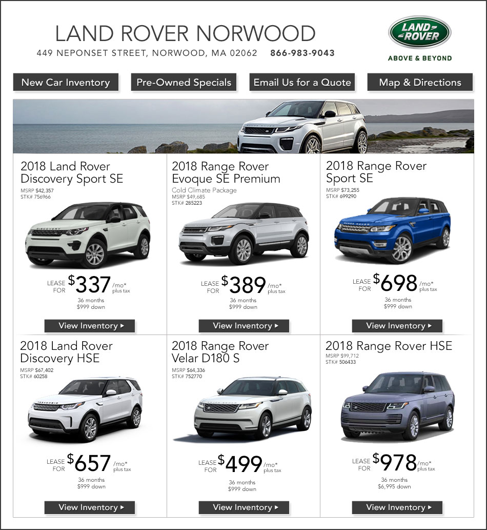 image current models specials media landrover land research rover