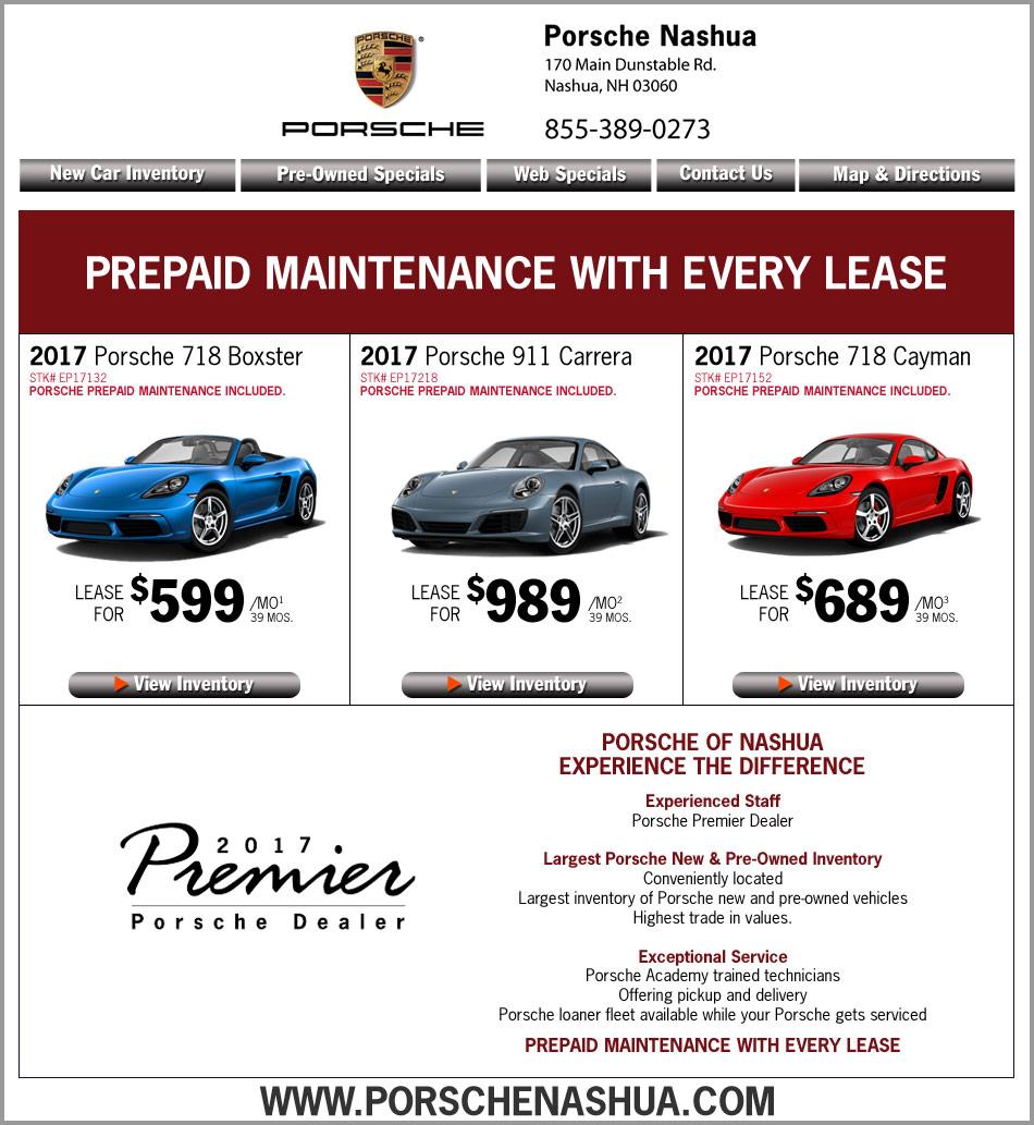 Porsche Lease Specials Lease A Porsche 2017 Porsche Leases Upcomingcarshq Com