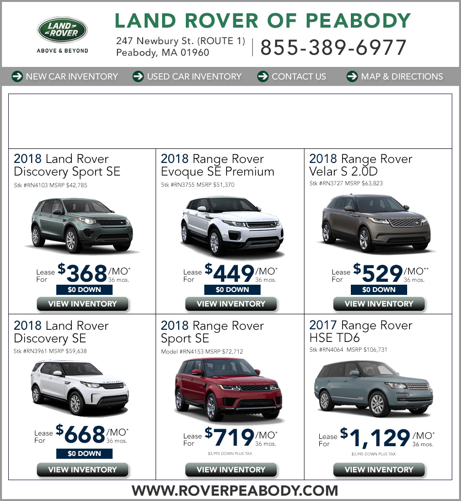 in rover new southampton dealership landrover specials land