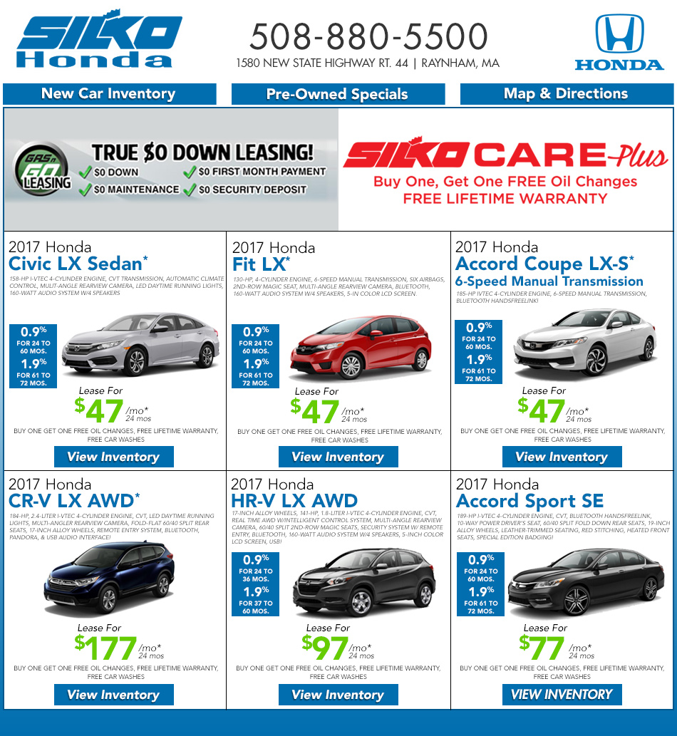 Image Result For Honda Accord Lease Deals Ma