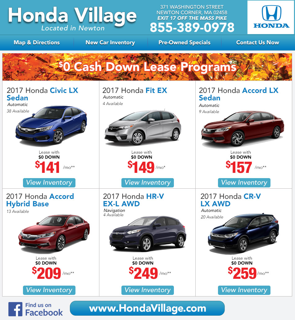 Year New Car Lease