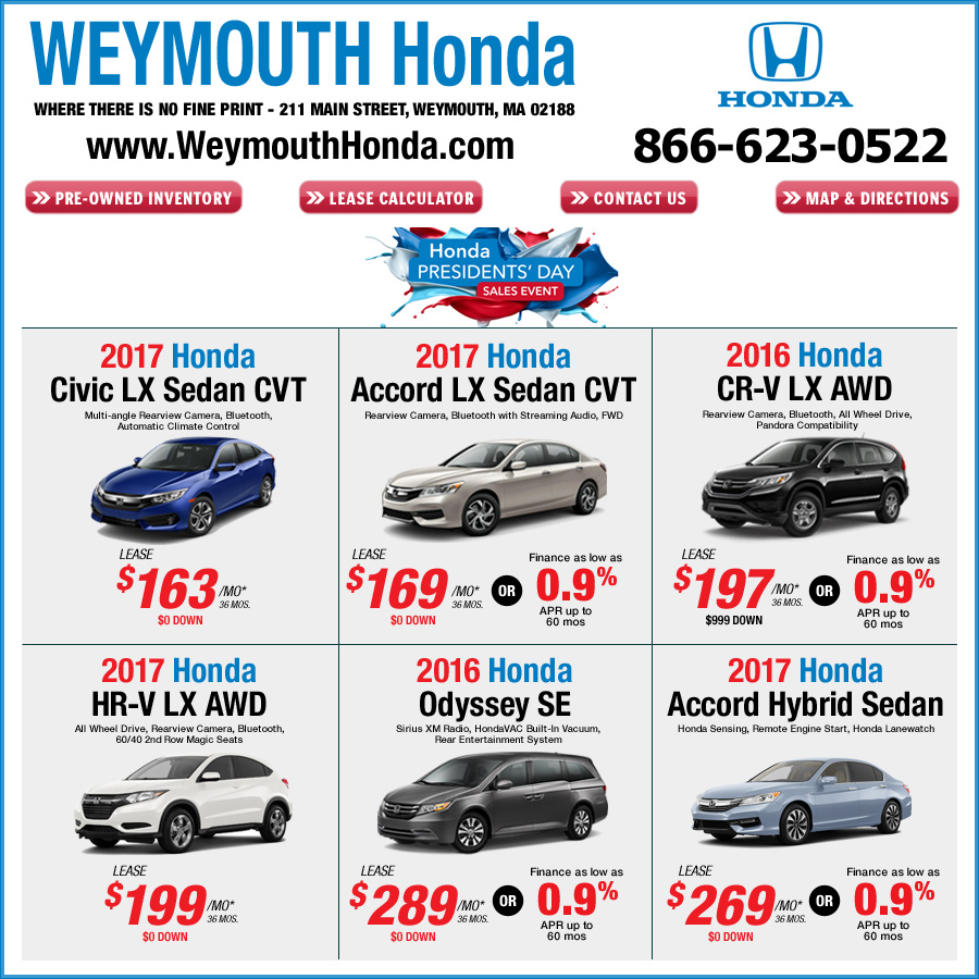 Best new car hire purchase deals